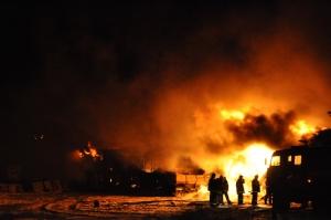 Одесса, пожар, СТО, машины, пострадавшие, фото, происшествия, Украина
