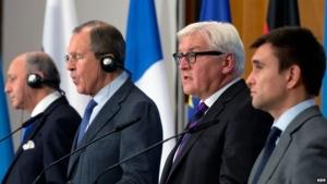 новости украины, минские договоренности ,мид украины, мид германии, мид россии, мид франции