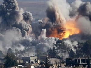 Сирия, война в Сирии, авиаудары, ВВС РФ, Турция, Ахмет Давутоглу, политика