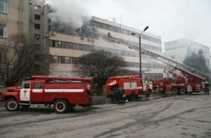 новости украины, новости харькова, пожар