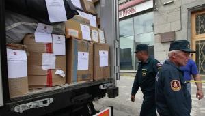 луганск, лнр, новости украины, новости россии, гуманитарная помощь, донбасс, юго-восток украины