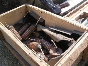 киев, саперы, боеприпасы, обезвреживание