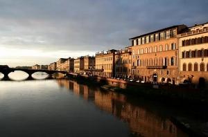 флоренция, италия, землетрясение