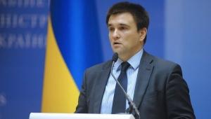 мид украины, павел климкин, визовый режим с россией, крым, аннексия, новости украины