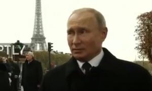 путин, россия, вранье, встреча, трамп, песков, сша