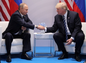 Путин, Трамп, Россия, США, Германия, встреча Путина и Трампа, G20, Гамбург, Большая двадцатка, Политика
