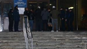 одесса, происшествия, местные выборы 2015, минирование, мвд украины