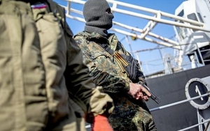 ЛНР, боевики, луганская милиция