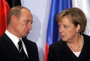 новости россии, путин и меркель, пресс-конференция путина и меркель
