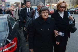 Москва, суд, Надежда Савченко, Марк Фэйгин, Мария Савченко