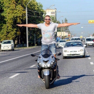дтп, авария, киев, погибшие, чп, фото, байк, мотоцикл, байкер, новости украины, улица борщаговская