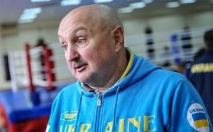 Сборная Украины по боксу, Главный тренер, Дмитрий Сосновский, Россия