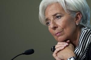 Кристин Лагард, Украина, дефолт, МВФ, экономика, политика