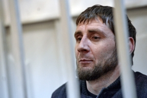 Россия, Заур Дадаев, убийство, Немцов, Бахаев