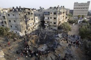 израиль, палестина, перемирие, сектор газа