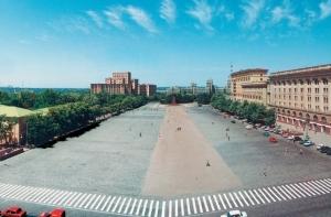 Новости Харькова, Площадь Свободы, новости Украины, заминировали площадь Свободы,