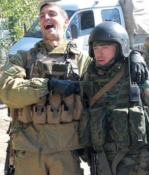 Моторола, Гиви, ВСУ, восток Украины, Донецк, новости, АТО, Украина