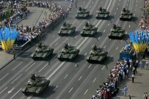 день независимости украины, ситуация в украине,  новости украины, юго-восток украины, новости киева, военный парад в центре киева, онлайн трансляция и хроника дня независимости украины