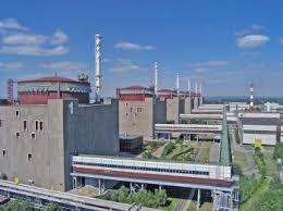 Запорожская, АЭС, авария ,система, работы, ремонт