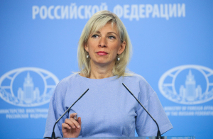 Мария Захарова, журналисты, Грузия, ООН, скандал
