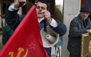 ляшко, киев, украина, коммунистическая символика