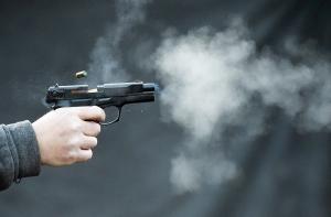 выстрелил в лицо велосипедисту, происшествия в Киеве, Полиция Украины