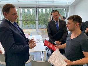 новости, Зеленский, выборы президента 2019, встреча с бизнесменами, критика, видео, соцсети