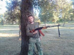 киев, дтп, авария, боец АТО, Андрей Левицкий
