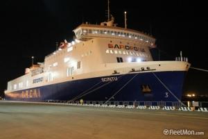 Norman Atlantic, транспорт, италия, греция