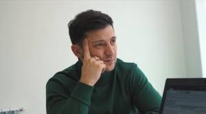 Украина, политика, выборы, зеленский, кандидат, порошенко, дебаты, нск Олимпийский