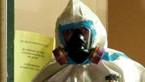 Эбола, Украина, Минздрав Украины