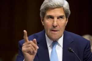 Керри, США, Россия, политика, Вашингтон, санкции, Украина, Донбасс, ДНР, ЛНР, прекращение огня, минские соглашения
