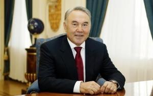 назарбаев, киев, порошенко, политика, общество