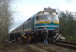 поезд, грузовик, авария, железная дорога, сша, калифорния