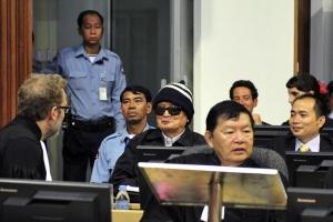 Камбоджа, красные кхмеры, суд, приговор