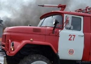 пожар во Львове, происшествия, горел рынок, происшествия, новости Украины