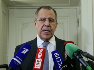 Сергей Лавров, дипсобственность России в США, Грабеж средь бела дня