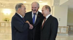 лукашенко, путин, россия, беларусь, политика, казахстан, назарбаев