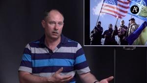 Жданов, АТО, восток Украины, армия США, армия России, беспилотники, разведка, спецслужбы, мнение