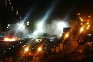"""Украина, Донецк, Донбасс, восток Украины, пожар, рынок, """"ДНР"""", общество, поджог, замыкание"""