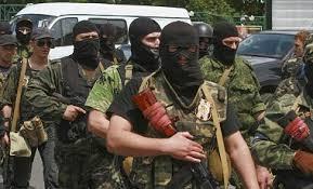 ЛНР, военные, плен, северодонецк
