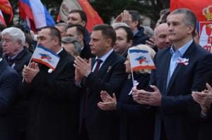 """плотницкий, захарченко, крым, аннексия, """"лнр"""", """"днр"""", луганск, донецк, референдум, россия, донбасс, новости украины"""