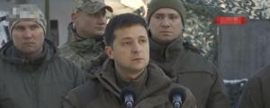 Украина, Зеленский, Донбасс, Выступление, ВСУ, Военные.