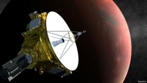 Плутон, фотографии, космос, НАСА, полет, 9 лет