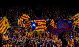 барселона, уефа, каталония, референдум, испания, независимость, футбол, спорт, сепаратизм