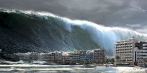 цунами, вулкан, этна, европа, природные катастрофы, происшествия, средиземное море