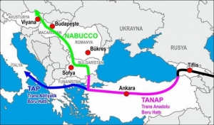 Италия россия Газпром турецкий поток Азербайджан газ
