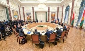 Донбасс, ОБСЕ, трехсторонняя контактная группа, Минск, прекращение огня, отвод техники, документ, подписан