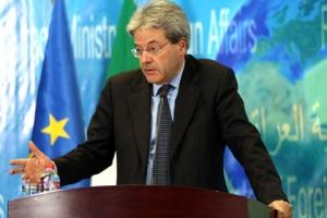 МИД Италии, Паоло Джентилони, Украина, кризис, проблемы, внимание ЕС
