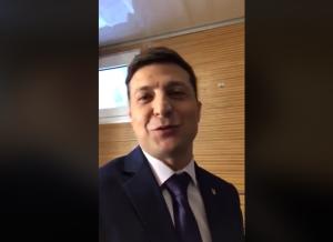 Украина, Зеленский, Журналисты, Политика, Выборы.